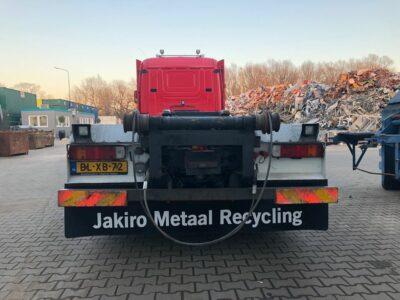 Vrachtwagen Jakiro Apeldoorn